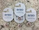 Enso Premium Silicone Rings Bevel Thin - Pink Sand Size 6 - New, Free Shipping