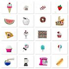 Authentic Origami Owl Charms FOOD TREATS COOKING Your Choice Combined Shipping image