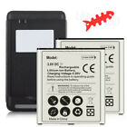 For Samsung Galaxy J3 Achieve SM-J337P Phone 3700mAh Battery or Desktop Charger