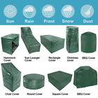 Garden Patio Furniture Cover Water Resistant For Table Chair Bench Hammock Bbq
