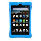 IPad Amazon Case For Fire HD 8 Protective Silicone Rubber Tablet Cover