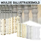 Roman Moulds Balustrades Mold for Concrete Plaster Cement Casting Garden   image