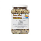 Tubifex Worms - Freeze Dried in Cubes, with FREE $7.99 Freeze Dried Gourmet Mix