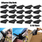 jaw grip Alligator Clip Hook tarp clips canvas Tighten tool Camping Tent Holder