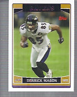 2006 Topps Football Cards 251-385 +Inserts (A2621) - You Pick - 10+ FREE SHIP