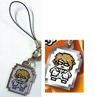 Super Dangan Danganronpa Gel Strap Water In Rubber Strap Metal Charm Omanju