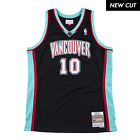Mike Bibby Vancouver Grizzlies Hardwood Classics Throwback NBA Swingman Jersey on eBay
