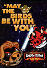 Angry Birds Star Wars Handwriting Exercise Book 60 page lined Zeszyt w linie 60