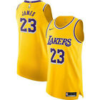 LeBron James Los Angeles Lakers Icon Edition  Authentic Jersey 23 LA throwback on eBay