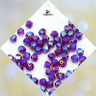 Kyпить 60pcs Swarovski Bicone 4mm #5301/5328 AB2X Crystal beads - pick colors на еВаy.соm
