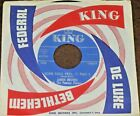 45 rpm Pick 1,James Brown Johnny Cash, Ray Charles, Clapton, Orbison Fudge, Who