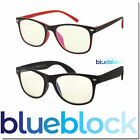 Blue Light Glasses Blue Blocking Computer Gaming 2 PACK Glasses Combo Adut Kids!
