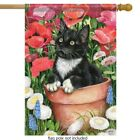 """House Flag Double Sided 28""""x40"""" $12.99 (SALE) Spring Summer you choose"""