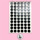 Self Adhesive Magnets - VARIOUS SHAPES AND SIZES - Perfect for crafts!
