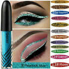 13 Colors Eyeshadow Liquid Waterproof Glitter Eyeliner Shimmer Makeup Cosmetic