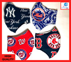 New York METS Face mask - ** FAST SHIPPING ** MULTIPLE TEAMS! **PREMIUM QUALITY* on Ebay