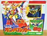 Tomy Genki Explosion Hyper Ganbaruger Figure Shipped from Japan