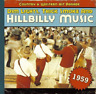 COUNTRY & WESTERN HIT PARAD...-1959-DIM LIGHTS THICK SMOKE & HILBILLY MUS CD NEW