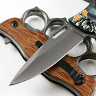 Outdoor Folding Knife Multi-function High Hardness Hiking Camping Survival New
