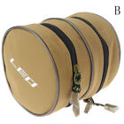 Fishing Reel Bag Handled Outdoor Storage Case Container For Line Bait Fish TDUK