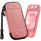 Slim Carry Case for Nintendo Switch Lite 2019 Shockproof Hard Shell Travel Bag