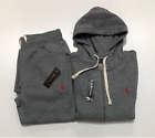 Polo Ralph Lauren Sweat Suit Complete Suit Full Zip Hoodie Brand New <br/> FULL SATISFACTION, FREE SHIPPING, USA SELLER