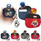SD Figure Case Cover with Avengers Caharacter for Apple AirPods Pro