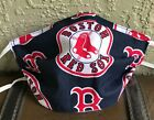 Boston Red Sox Face Mask MLB Cotton Fabric Mens Women's Kids FREE SHIPPING TODAY on Ebay