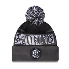 Brooklyn Nets Team Court Pom Knit NBA Beanie on eBay