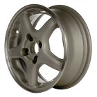 Wheel for 1995-1997 Honda Civic 14x5.5 SILVER Refinished 14 Inch Rim