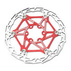 Mouintain Bike Hydraulic Disc Brake Floating Rotor 160mm Cycling Assembly Parts