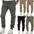 Внешний вид - Men's Casual Joggers Pants Sweatpants Cargo Combat Loose Active Sports Trousers