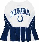 Indianapolis Colts Pet Dog Cheerleader Dress NFL (all sizes) AMP $17.59 USD on eBay