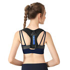Posture Corrector Support Back Shoulder Brace Belt Adjustable For Men Women Kids