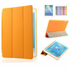 Ultra Thin Leather Magnetic Smart Case Cover For Apple iPad 1 2 3 4 Mini Pro 9.7