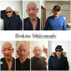 Kyпить Realistic Silicone Head Prop Old Man Makeup Cosplay Halloween Disguise  на еВаy.соm
