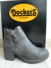 Dockers Boots Winter Boots Ankle Boots Grey New