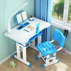 Kyпить Home Height Adjustable Kids Desk And Chair Set With Sit Orthosis Desk Chair на еВаy.соm