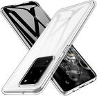 Mobile Clear Case For Samsung s20 s20+ s20 Ultra, s10 s10+ note10 shockproof