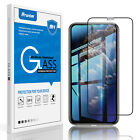 For iPhone 12 Pro Max Mini 5G Full Cover Tempered Glass Screen Protector Camera