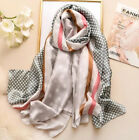 Silk SCARF Women Luxury Scarves 2020 New designer Large Long Shawl wraps BANDANA
