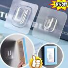 2/10/20pcs Double-sided Adhesive Wall Hook (factory Outlet) 50%
