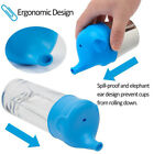 Kids Water Bottle Safety For Silicone Sippy Lids Leak Proof For Kid Baby Feed