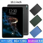 "10.1"" Hd Game Tablet Computer Pc Android 9.0 10 Core Gps Wifi Dual Sim 3 Camera"