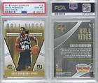 2018 19 Panini Donruss Hall Kings David Robinson 18 PSA 10 HOF