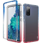 For Samsung Galaxy S20 FE/5G/Fan Edition/Lite Case Clear Full Body Phone Cover