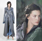 The Lord of the Rings Arwen Chase Dress Costume Free shipping