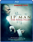 Ip Man: The Final Fight [Blu-Ray] BRAND NEW free shipping