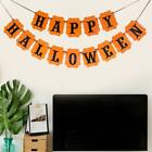 Halloween Bunting Spooky Decorations Party Banner Pumkin Garland Hot X9F1