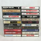 80s New Wave Rock Alternative Cassette Tapes - Build Your Own Lot!